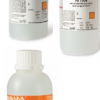 Hanna calibration solution bottles