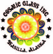 cosmic glass logo