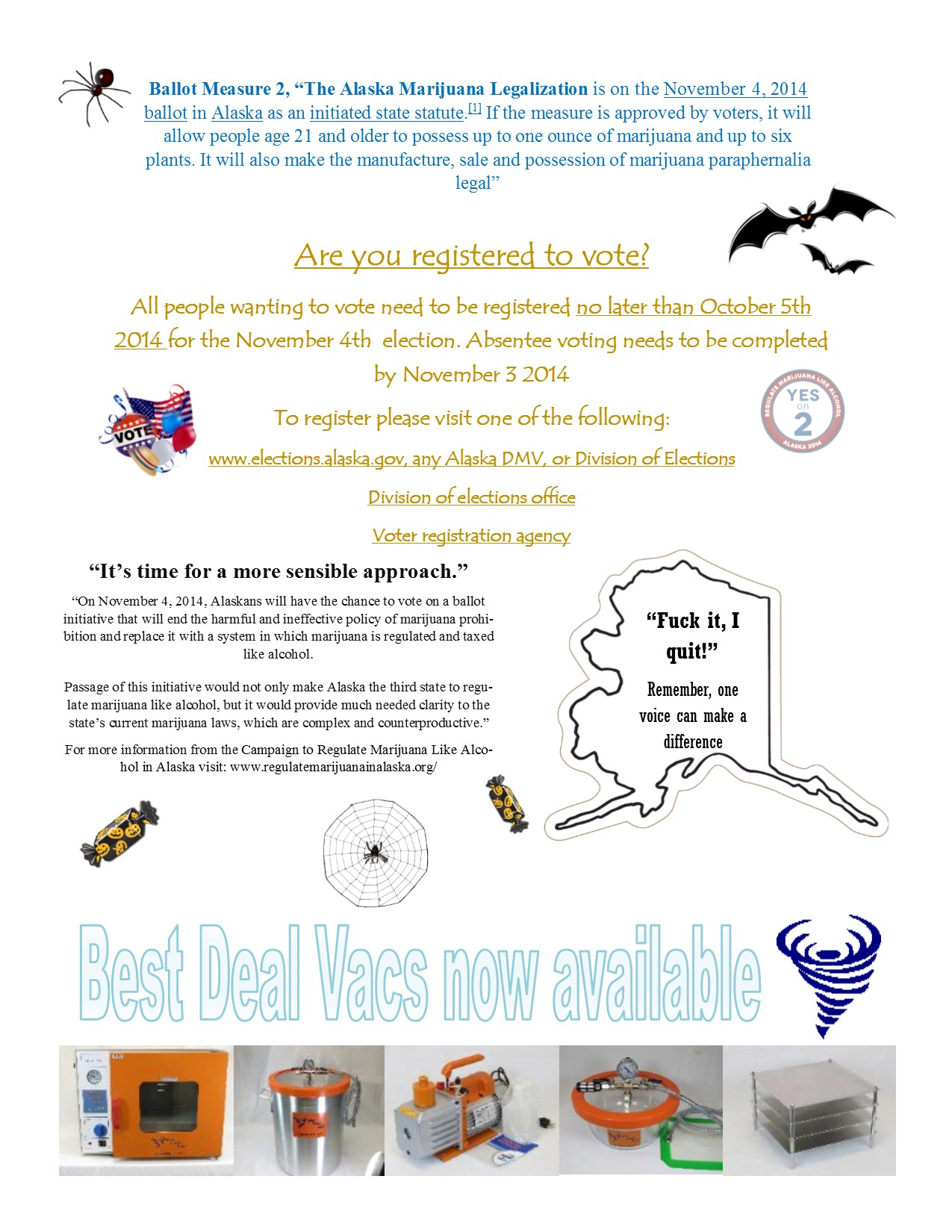 October Newsletter back