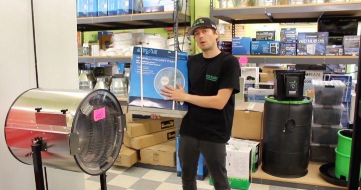 Watch & Know Before You Grow - Episode 3: Oscillating Wall Fans- Southside Garden Supply