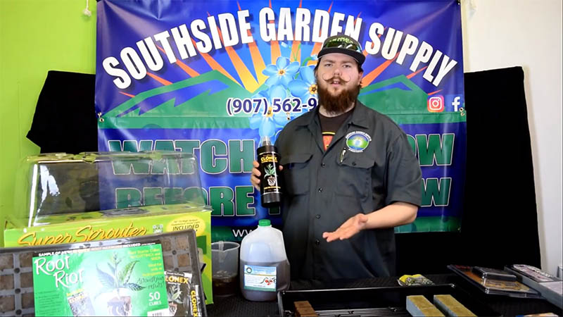 Southside Garden Supply Anchorage Watch Know Before You Grow Seed Starting Pt. 1