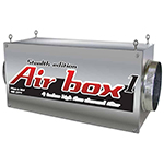 Air Box 1 Stealth Edition 400 CFM 4 inch Flanges