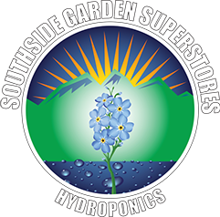 HYDROPONICS ANCHORAGE ★ Southside Garden Supply Logo